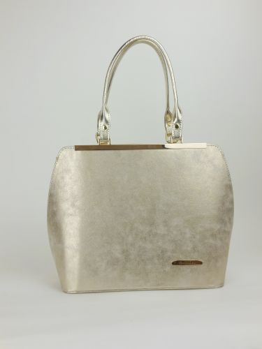 Claudio Dessi női táska arany 0aa6070958