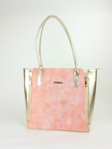 Claudio Dessi női táska rózsa arany 78918acfd2