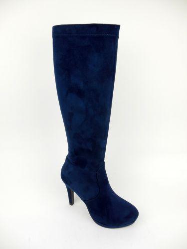 Mantrani cipő webshop   Small Swan női csizma kék