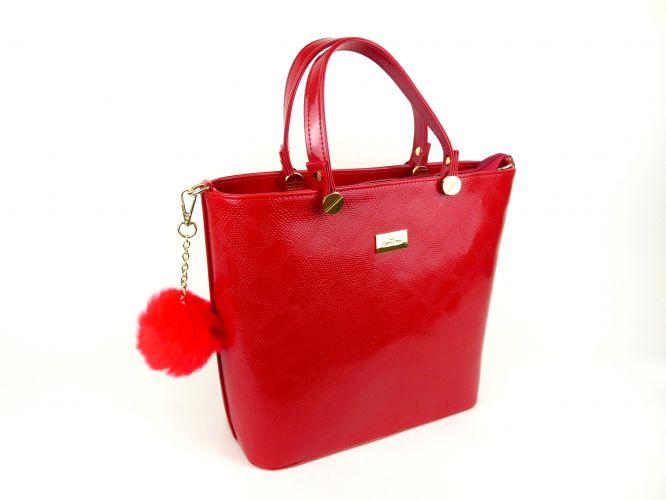 Claudio Dessi női táska piros 069d4e0288