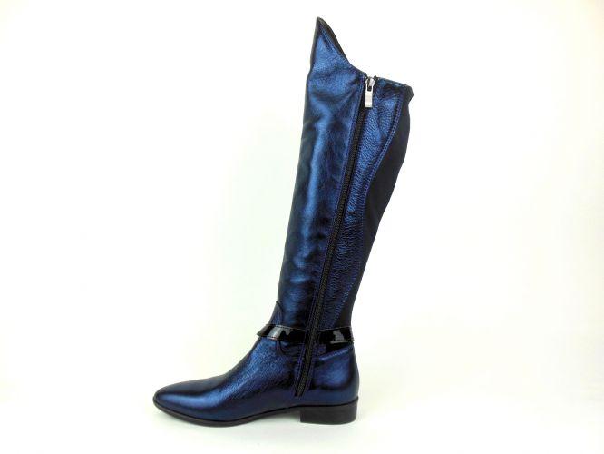 Mantrani cipő webshop   Gamis női csizma kék