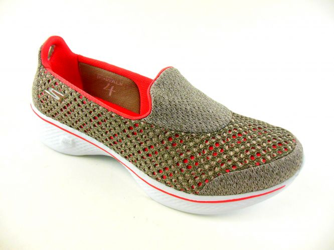 148dadd5ebb5 Mantrani cipő webshop   Skechers női cipő szürke/nar