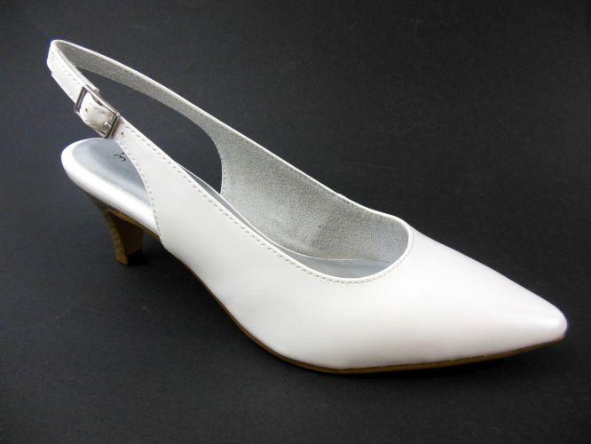Tamaris női cipő white matt f8610b79f7