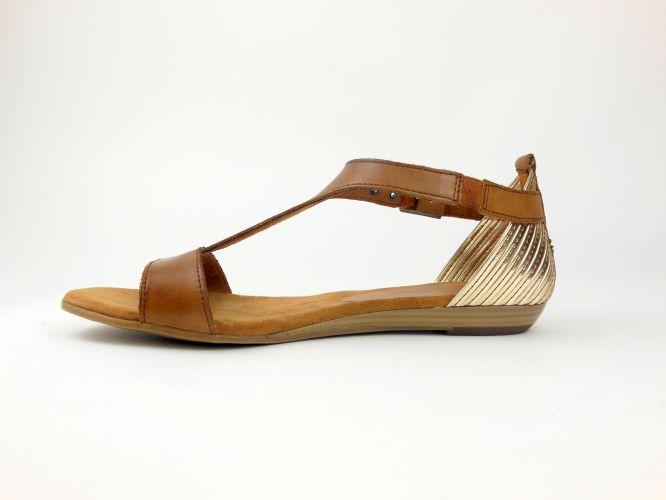 16384ae9a0 Mantrani cipő webshop | Tamaris női szandál barna
